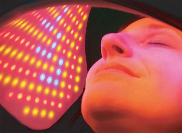 Professionele LED voor gelaat- en  lichaambehandelingen