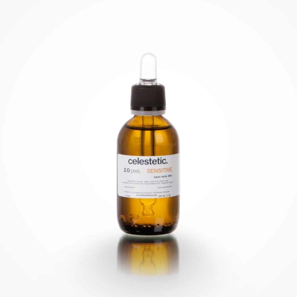 Gamme de produits de Peeling chimiques pour Professionnels - Peeling Acide Lactique